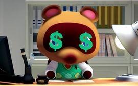 Nintendo Switch : record de ventes en 2020 (et merci Animal Crossing)