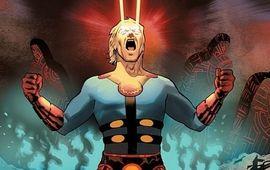 Marvel : les costumes des super-héros d'Eternals dévoilés involontairement ?