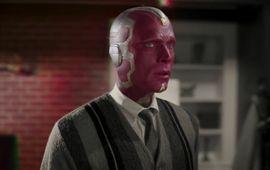 Marvel : Paul Bettany nous a peut-être bien trollé pour WandaVision