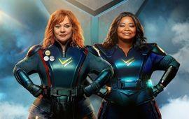 Thunder Force : Netflix balance une première bande-annonce potache pour sa comédie super-héroïque