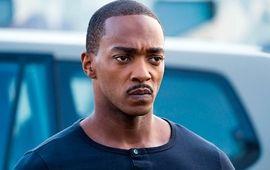 Marvel : Anthony Mackie semble vouloir en finir avec Falcon et les super-héros
