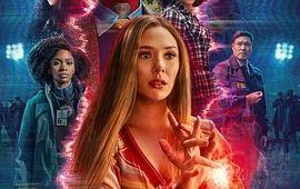 Marvel : où se trouve Wanda dans la scène post-générique de WandaVision ?