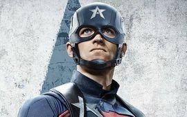 Marvel : le Captain America de Falcon et le Soldat de l'Hiver voulait la place de Chris Evans