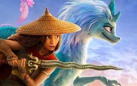 Raya et le dernier dragon serait-il un flop en streaming pour Disney+ ?