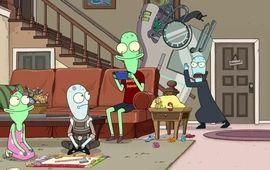 Solar Opposites saison 1 : critique d'une famille en or sur Disney+