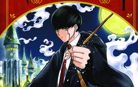 Mashle : le manga coup de poing dans le monde des sorciers