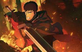 DOTA : Dragon's Blood - critique pas très fantastique sur Netflix