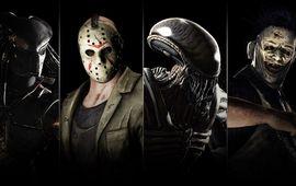 Mortal Kombat avec Freddy, Jason, Alien... le fantasme ultime des fans d'horreur ?