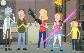 Rick et Morty : la saison 5 se montre encore plus dingue dans sa nouvelle bande-annonce