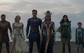 Eternals : Marvel dévoile une bande-annonce épique avec Angelina Jolie et Kit Harington