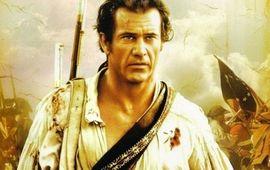 The Patriot : Mel Gibson libère l'Amérique dans un improbable gang-bang historique