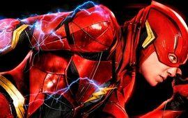 The Flash tease un retour sanglant du Batman de Michael Keaton en photo