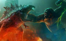 Godzilla vs. Kong : après Wonder Woman 1984, un autre échec pour le business Warner ?