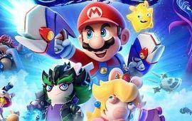 Mario + Lapins Crétins : Sparks of Hope - double dose de plomberie et crétinerie dans deux bandes-annonces