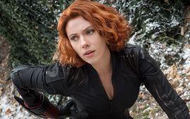 Marvel : hypersexualisation, film solo... Scarlett Johansson revient sur Black Widow
