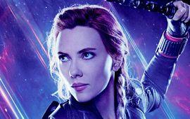 Marvel : Scarlett Johansson défend la scène polémique de Black Widow dans Avengers Endgame