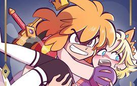 Erika et les princes en détresse : la BD qui émascule l'heroic fantasy