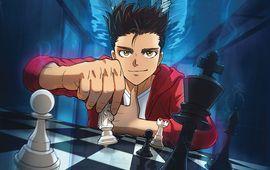 Blitz : le manga d'échecs adoubés par le champion Kasparov