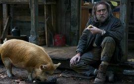 Pig : des critiques inattendues pour le thriller cochon avec Nicolas Cage