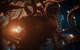 Venom : Let There Be Carnage - le design final de Carnage révélé par la promo du film en Chine