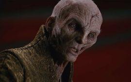 Star Wars : Les Derniers Jedi et le twist sur Snoke ont choqué Andy Serkis