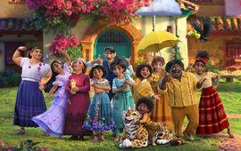 Encanto : le film d'animation Disney se dévoile dans une nouvelle bande-annonce