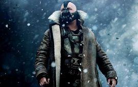 Batman : Tom Hardy ne regrette pas son Bane de The Dark Knight Rises