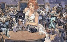 Blacksad : le chat noir griffe l'Amérique pour son retour attendu