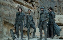 Dune aurait démarré plus fort que le Snyder Cut sur HBO Max (mais derrière The Suicide Squad)