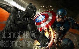 Captain America : Civil War déclare la guerre dans de nouvelles illustrations explosives