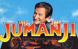 Un Doigt dans le Culte : pourquoi Jumanji avec Robin Williams reste un film culte