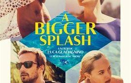 A Bigger Splash : Critique humide
