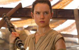 Star Wars : Daisy Ridley n'était pas du tout surprise par les torrents de haine contre Les Derniers Jedi
