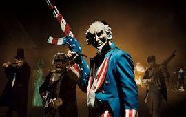 Le prochain slogan de Trump sera le même qu'American Nightmare 3 : Election