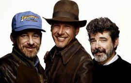 Indiana Jones 5 : Steven Spielberg annonce le retour de George Lucas !