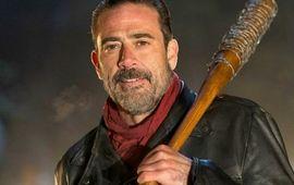 The Walking Dead saison 10 : sans l'ombre d'une batte, la Lucille de Negan se dévoile en photo