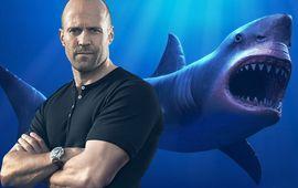 """Jason Statham parle déjà de la suite de son Meg (enfin """"En Eaux Troubles"""" comme on l'appelle chez nous)"""