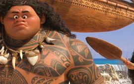 Vaiana : les réalisateurs expliquent pourquoi leur personnage principal était à l'origine The Rock