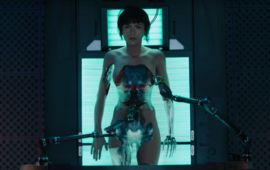 "Ghost in the Shell : Featurette ""Création du Shell"" VO"
