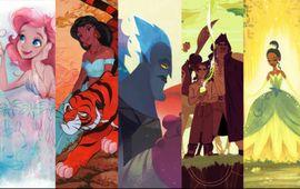 Une exposition rendra hommage aux créateurs de Vaiana et leur longue carrière chez Disney