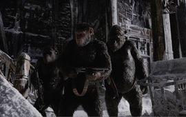 La Planète des singes : Suprématie : un teaser dévoilé avant la nouvelle bande-annonce de demain !