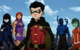 Les Teen Titans reviennent dans la bande-annonce de leur nouveau film, Judas Contract