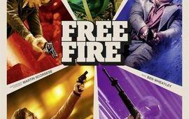 Free Fire : critique surarmée