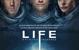 Life - Origine inconnue : Critique d'alien visqueux