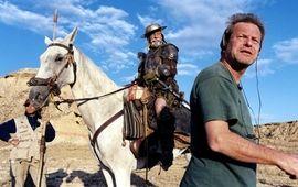 Ça y est, Terry Gilliam a enfin terminé le tournage de son Don Quichotte