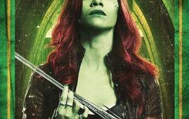 Avant Les Gardiens de la galaxie, Zoe Saldana aurait pu rejoindre DC, dans un rôle qui aurait soulevé des débats