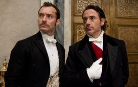 Sherlock Holmes : Jeu d'ombres - critique Kung-Fu