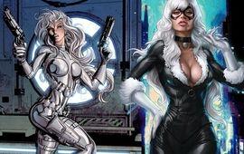 Black Cat et Silver Sable : le futur de l'univers Spider-Man passerait aussi sur Disney+