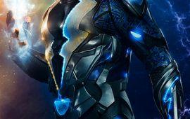 La série Black Lightning révèle enfin le costume de son héros