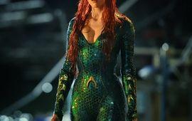 Aquaman : Amber Heard révèle pourquoi elle a accepté de barboter chez DC